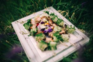 cornwall wedding catering