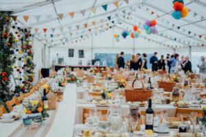 cornish wedding catering