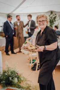 cornwall wedding caterer